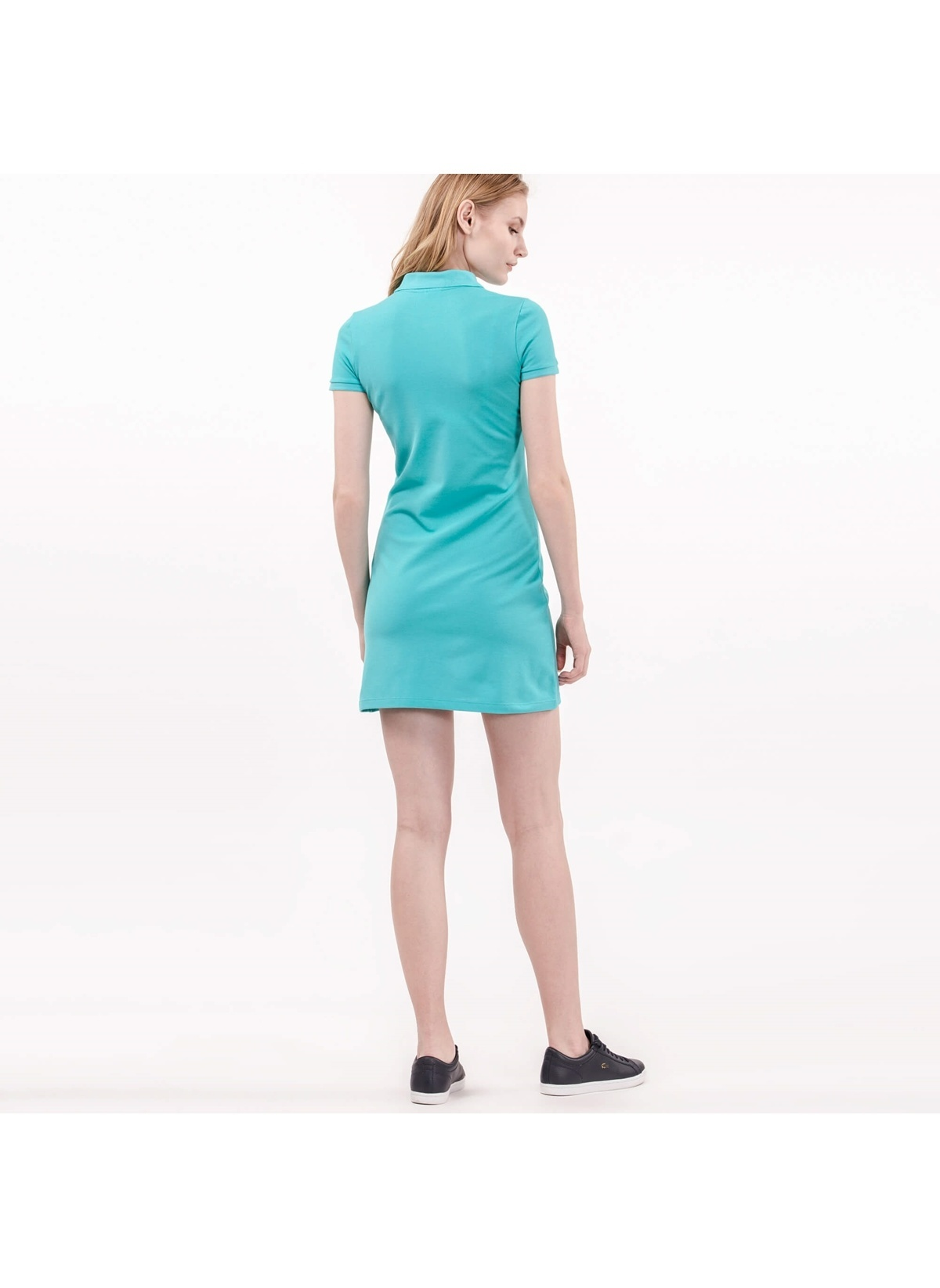 4cbcfbe0fa73d Lacoste Kadın Kısa Kollu Mini Elbise Renkli | Morhipo | 21006022